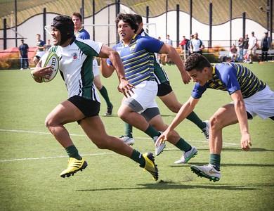 Rugby - Peninsula Green Rugby Club - 2016