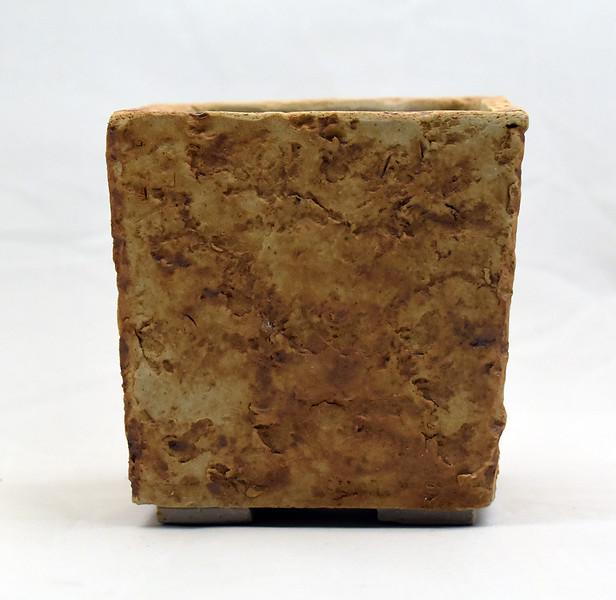 Rock texture Pot