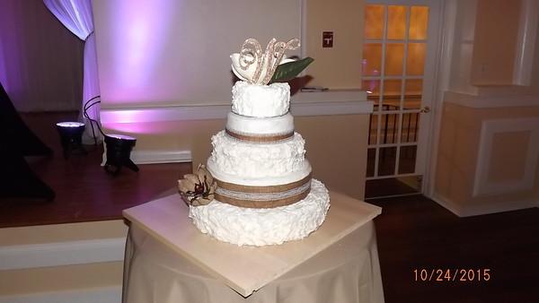 Gillespie & Ward Wedding