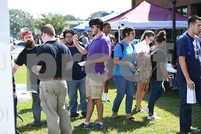 2017 Student Involvement Fair - Tupelo