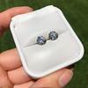 4.08ctw Old European Cut Diamond Pair, GIA I VS2, I SI1 22