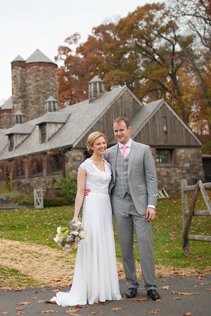 Meredith + Paul | Blue Hill at Stone Barns Wedding