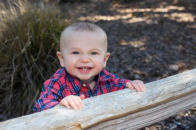 Zechariah 9 Month Portraits