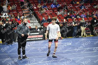 State Wrestling 3A Semi-Finals