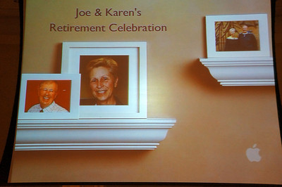 Karen Wittrock / Joe King Retirement Party