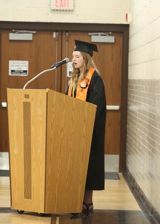 Cavalier Class of 2020 Graduation