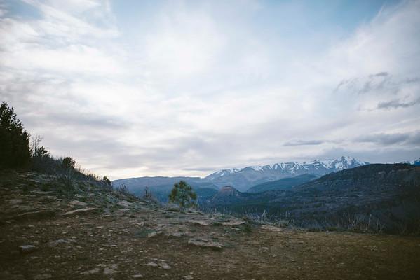 Colorado: -Denver >> Durango