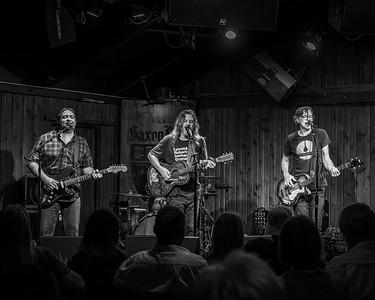 Walt Wilkins & the Mystiqueros at Saxon Pub, Austin TX