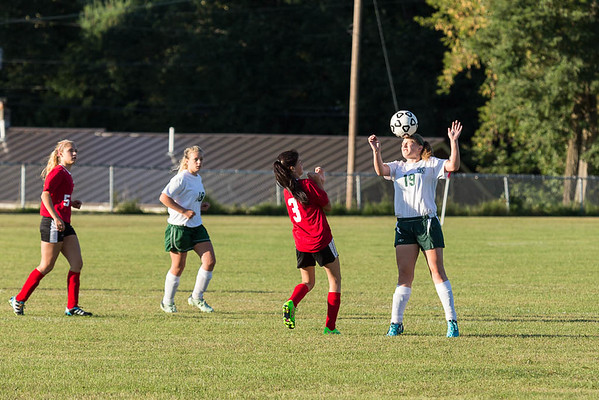 Riven V Girls - Twinfield  9-16-14