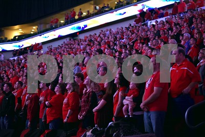 3A Girls State Basketball Championship 2016:  Pocahontas Area vs Nevada
