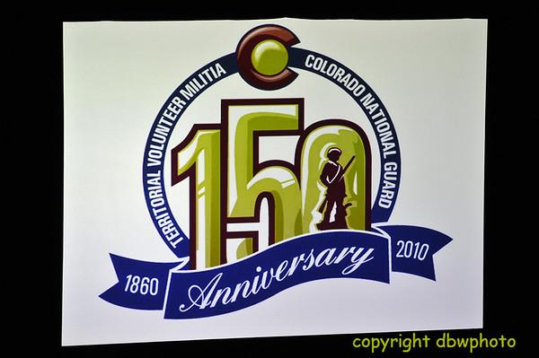 Colorado Guard 150th Birthday