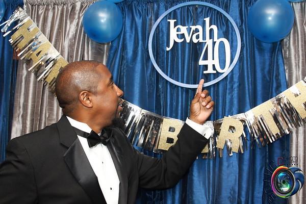 SEPTEMBER 13TH, 2019: PASTOR JEVAH RICHARDSON'S 40TH BIRTHDAY BASH