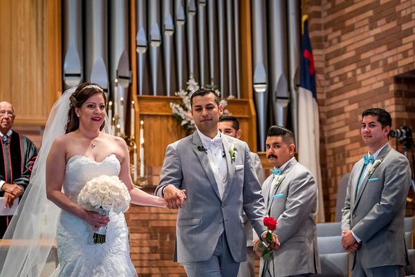 Wedding, May 1st, 2015