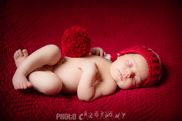 {Newborn} Alayna - 18 days new