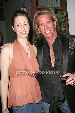 Nikki Cascone and Warren Donner