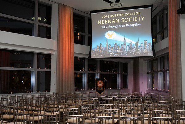 2014 Neenan Society in New York City