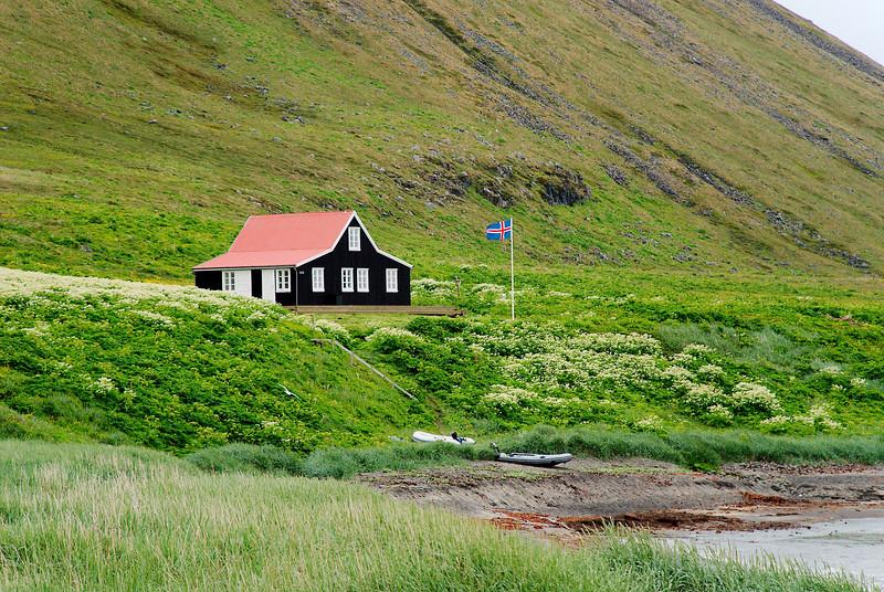 Aðalvík - Sæból. Bólið 2013.