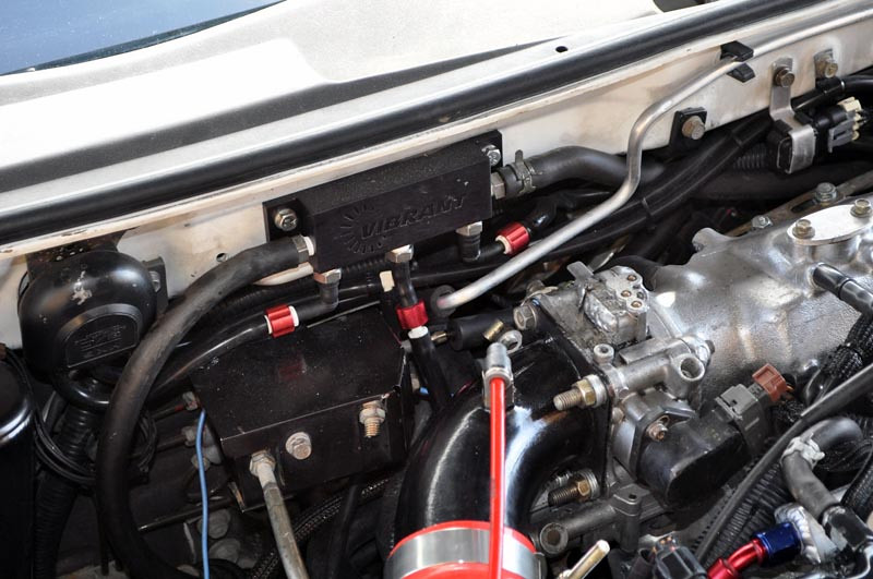 Boost controller aftermarket turbo application