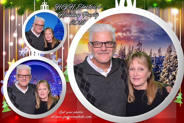 HGH Electric Christmas Party 2019