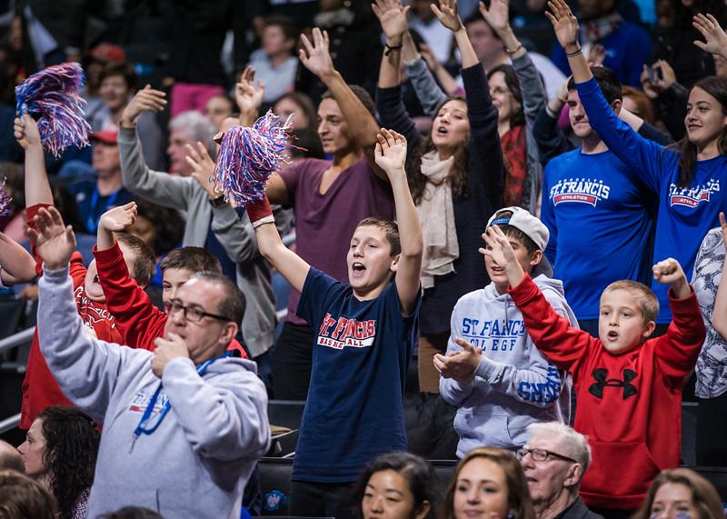 St.Francis Brooklyn Fans