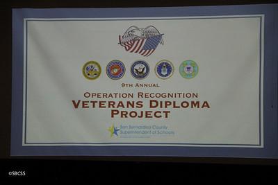 2017 Veterans' Diploma Project