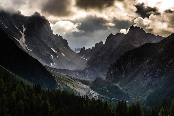 Switzerland - Arpette - Trient