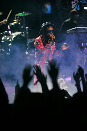 THE BET AWARDS 14 SHOW WAS HELD AT THE NOKIA THEATRE LIVE ON JUNE 29, 2014