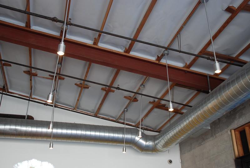 2010, Lobby Roof