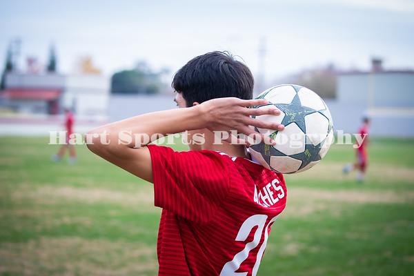 Sanger Apaches Soccer
