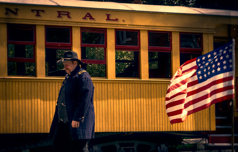 york county - union solider and rail car.jpg