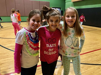 Wexford Celebrates 100 Days of School!