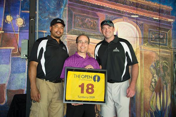 Miles Mason 17th Annual Golf Tournament Legends