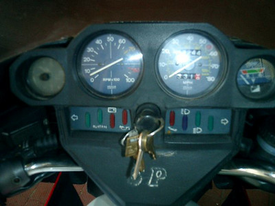 1984 Moto Guzzi 1000SP