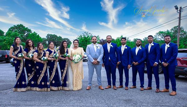 WEDDING - KEVIN & PRAICY