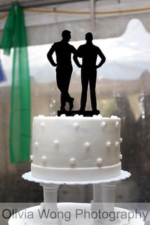 Dennis and Richard's Wedding