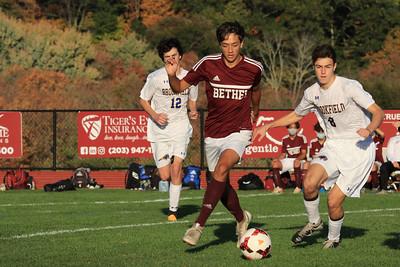 Varsity Boys Soccer vs Brookfield - 10/15/2020