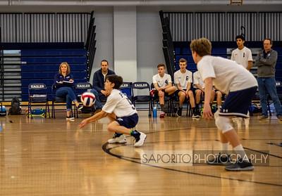 St. John's Prep JV Volleyball vs Andover