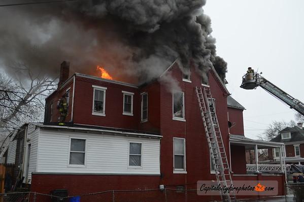 2/6/20 - Harrisburg, PA - Emerald St