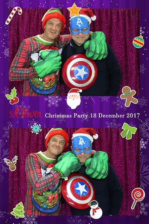 S.Oliver Christmas Party - 18th Dec 2017