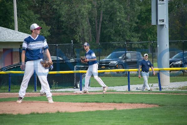 Alumni Baseball Game (Photos by Riley Plass '22)