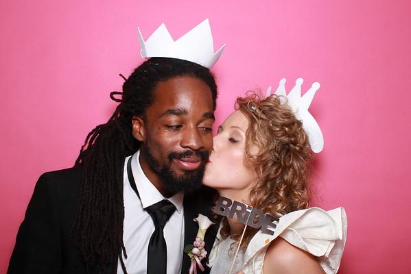 Mariage de Lili et Dwayne