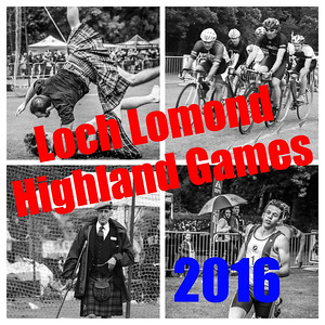 The 2016 Loch Lomond Highland Games