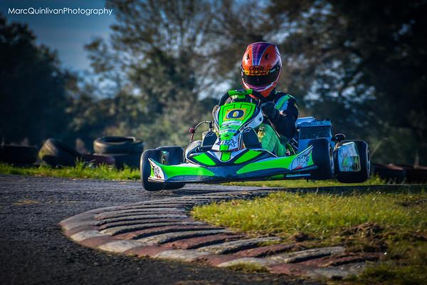 Leinster Karting Club - 2013/14 Winter Championship - Round 2