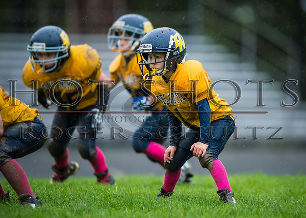 Single A first round playoffs: Arcata @ Del Norte Gold 10-30-16