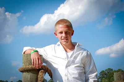 Austin White Senior Portraits, August 2011
