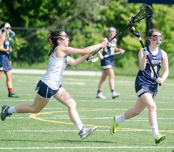 St. Mary's vs. Lynnfield girls lacrosse