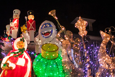 Dyker Heights Christmas Lights 2017