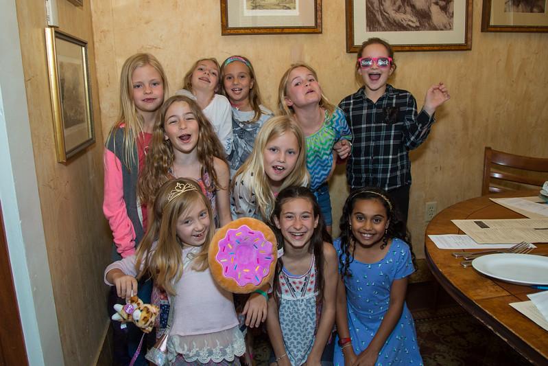 Eve's Birthday Party