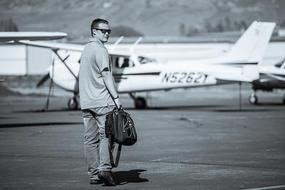 Dylan  2018 Bountiful flight school graduate