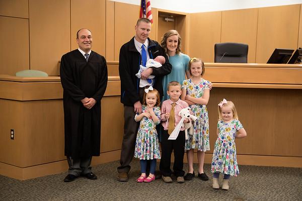 Thornton Adoption Story - 2018